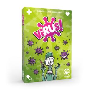 Juego de Mesa Virus Juegos de Poniente